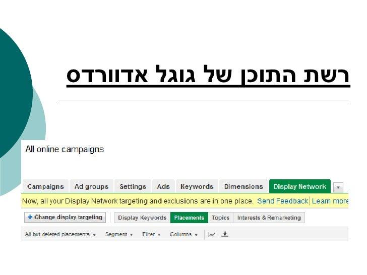 אמיר כהן ורועי בן-בסט: איך לשווק ברשת התוכן? VisionCamp 2012