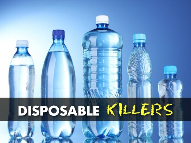 Disposable killers