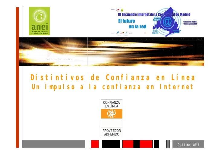 Dispositivos De Confianza En Linea Un Impulso A La Confianza...