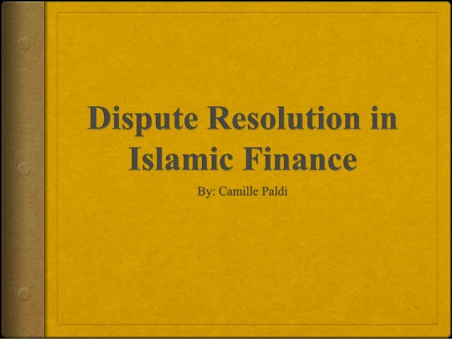 Introduction As the Islamic finance industry is growing annually at a rate of 10% to 15% per year, it is imperative that a...