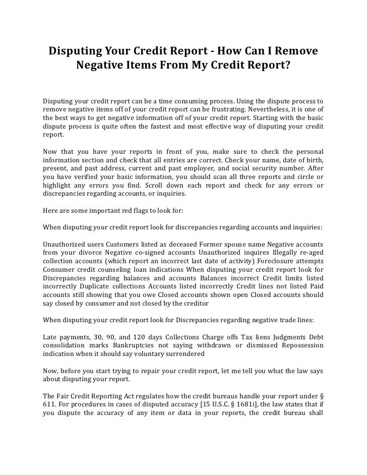 Sample Letter To Creditors To Remove Late From Credit Report