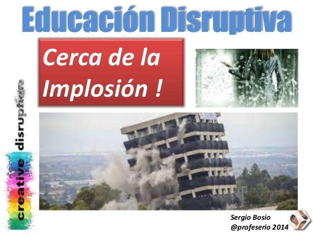 Disrupcion time