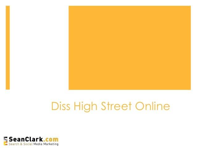 Diss High Street Online
