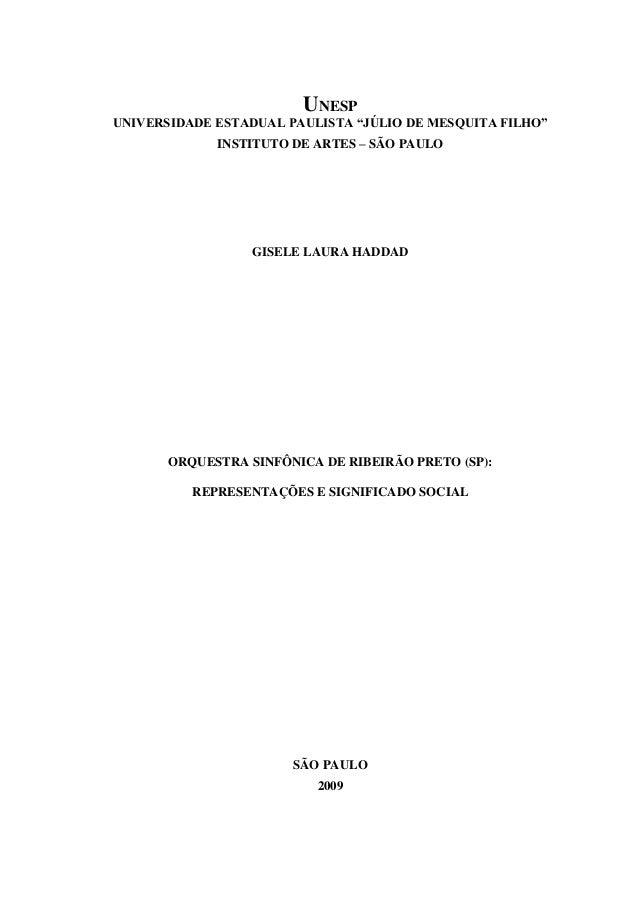 Dissertação Gisele Laura Haddad