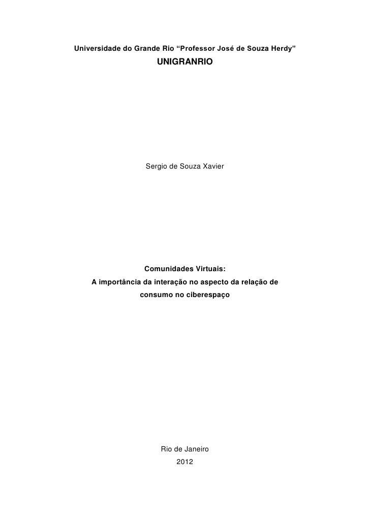 Dissertação de Mestrado em Administração