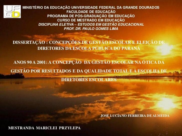 Dissertação   almeida - cap iii