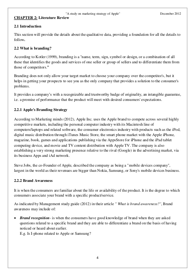 Target market segmentation research paper-gap inc