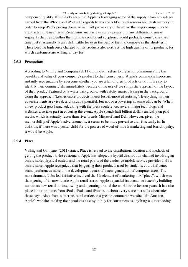 iphone marketing strategy 2 essay If we want to really understand the secrets behind apple stunning success the iphone (from 2007 onwards), and the ipad continues in apple marketing strategy - part 2 note: this essay on apple marketing strategy has been first written in 2003.