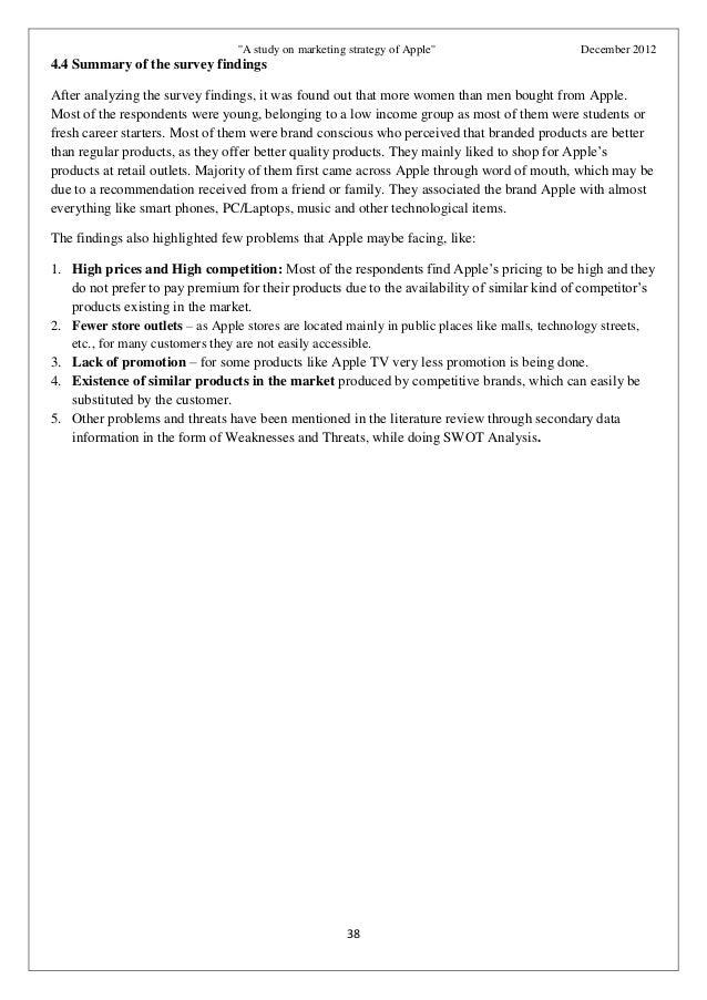 dissertations on marketing strategies