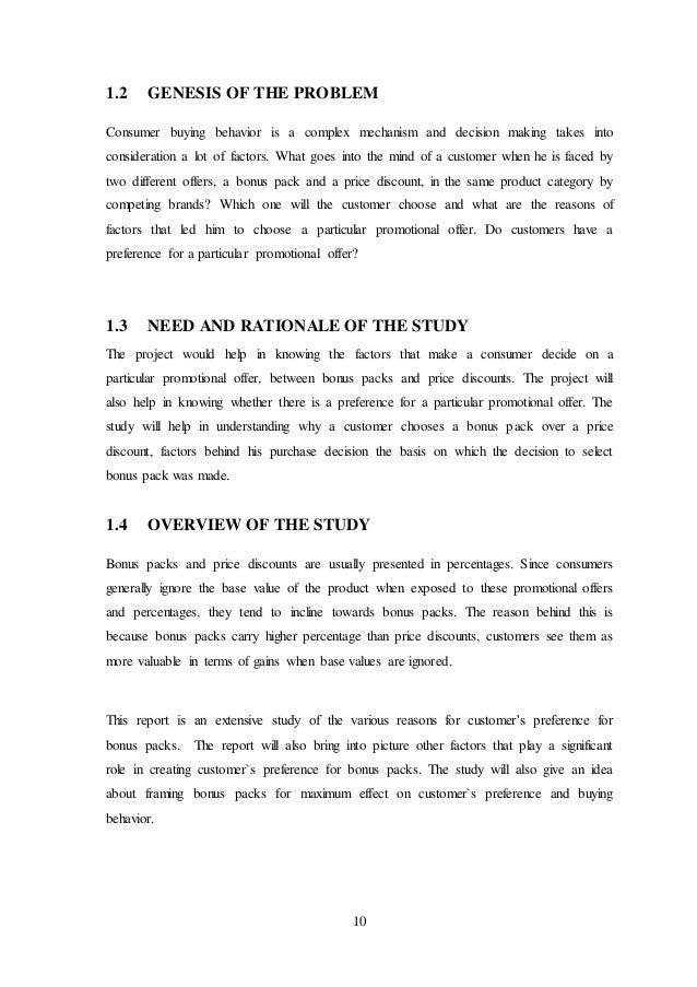 Purchase A Dissertation Behaviour  Customer Buying Behaviour  Purchase A Dissertation Behaviour