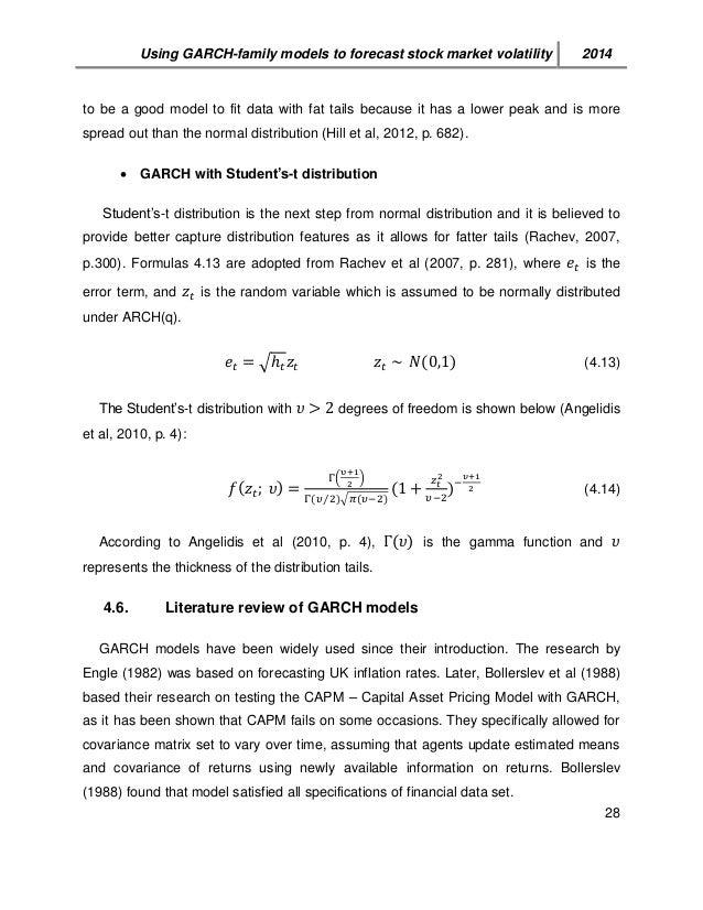 Dissertation bsc finance