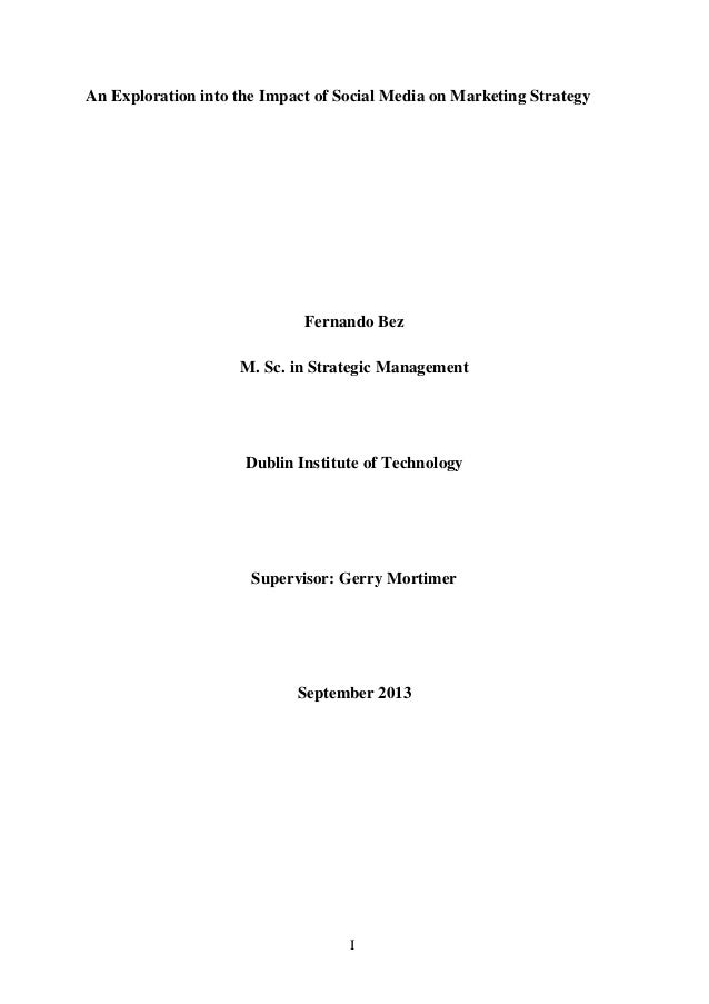 Abstract papers on marketing strategies of companies dissertation