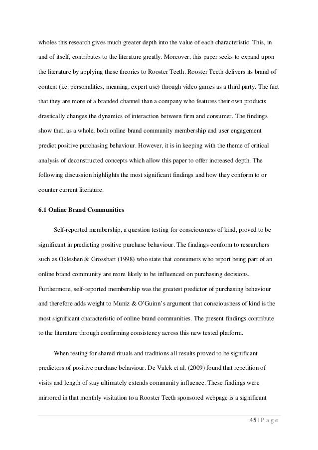 Purchase a dissertation case study