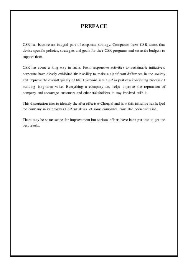 ... Economics Essay. Short Story Responsibility dissertation