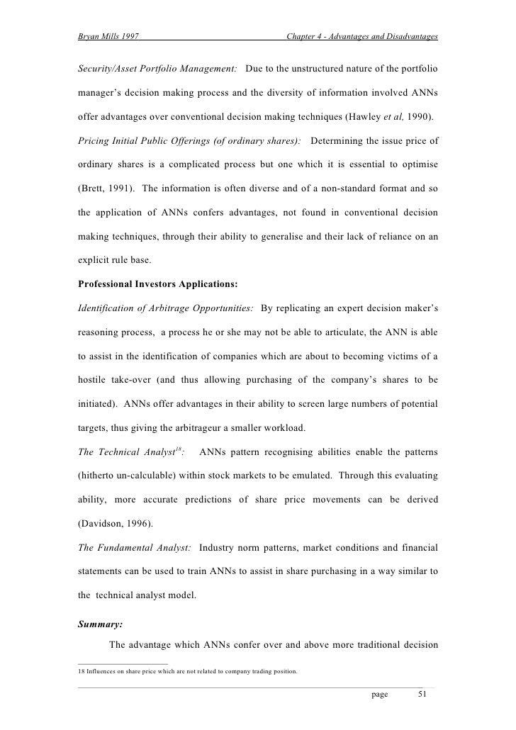 Dissertation business