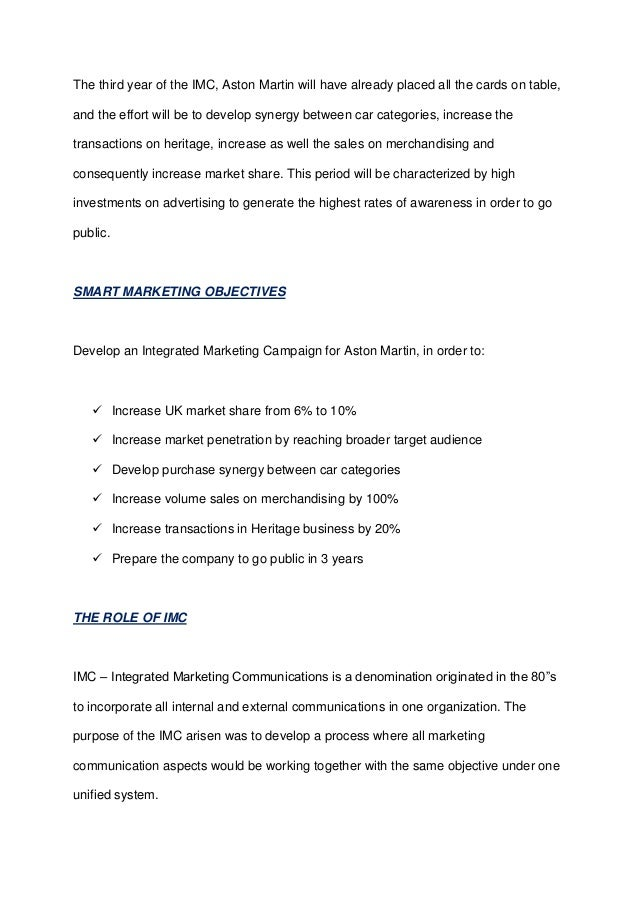 market penetration strategy dissertation