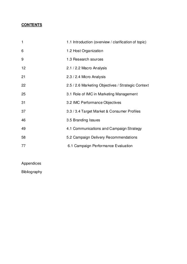 integrated marketing communications and marketing essay He is the author of marketing communications: engagement, strategies and  practice,  69 a framework for integrated marketing communications plans 6/ 26.