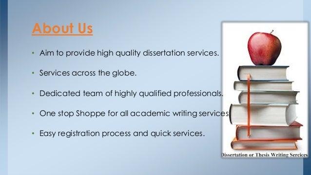 Best Dissertation Writers