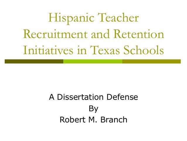 Dr. William Allan Kritsonis, Dissertation Chair - Robert Marcel Branch, PhD Program in Educational Leadership, PVAMU/The Texas A&M University System