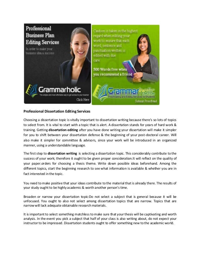 Write my business dissertation topics and ideas