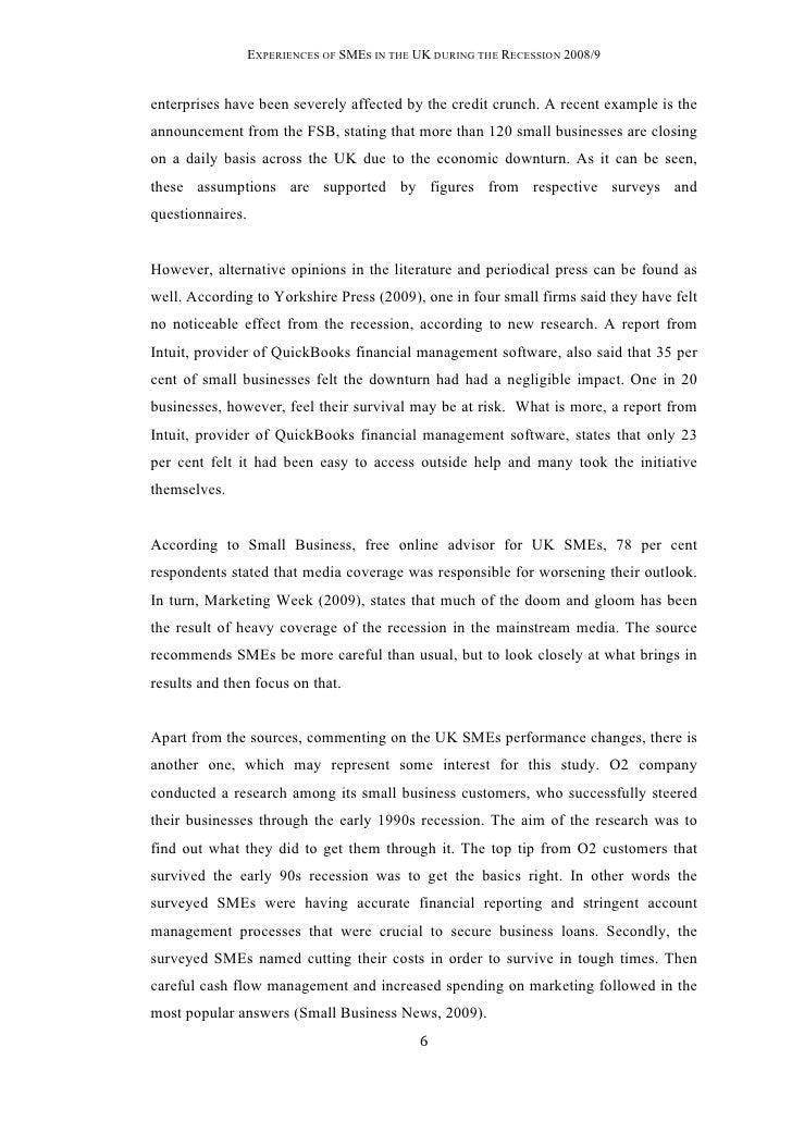 Msc dissertation examples