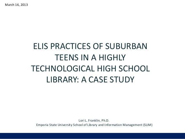 Dissertation findings presentation march 2013