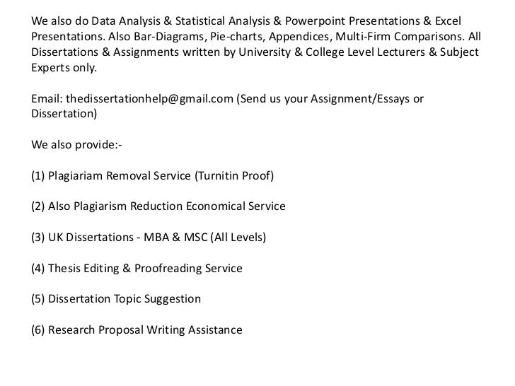 How to analyze your data and write an analysis chapter