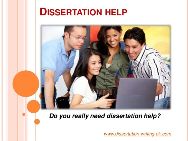 Doctoral dissertations assistance online