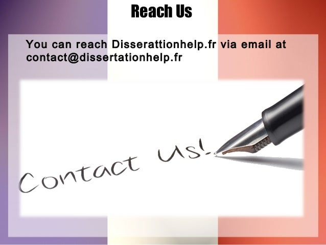 Written Dissertation