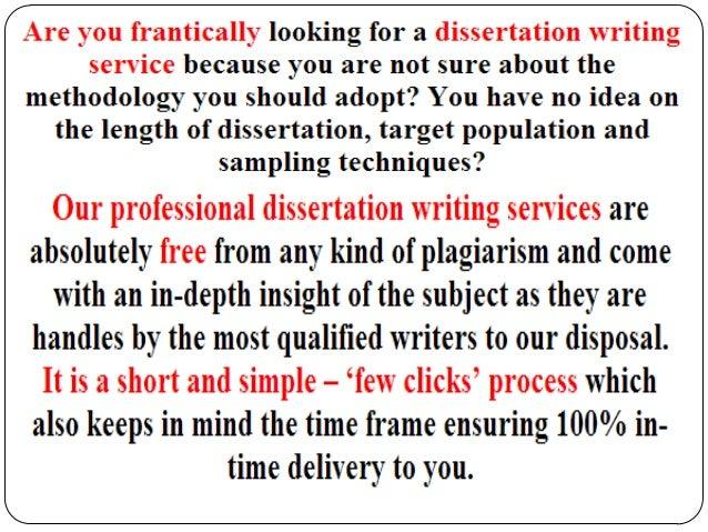 Online Dissertation Help To Write
