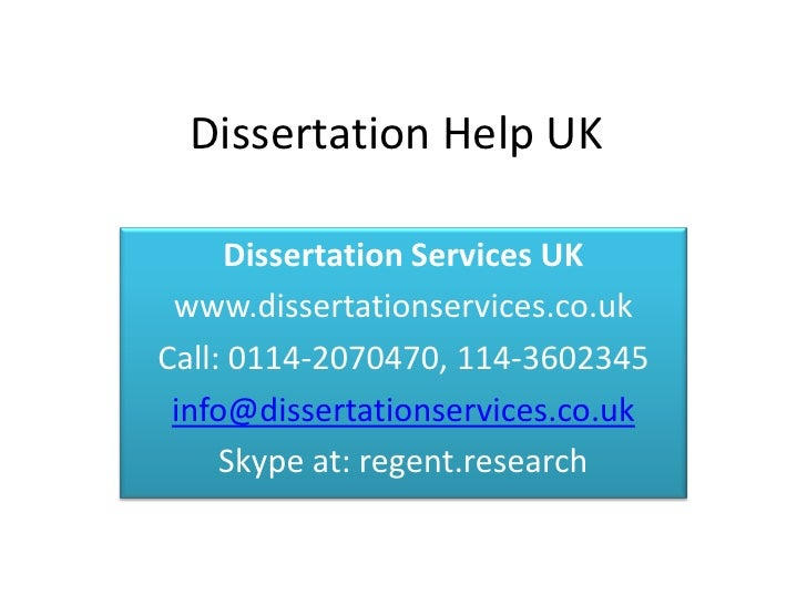 Phd dissertation editing services
