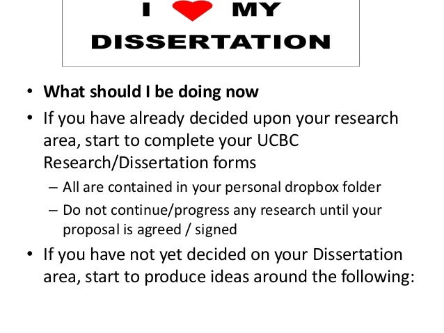 How to write your dissertation 4 weeks