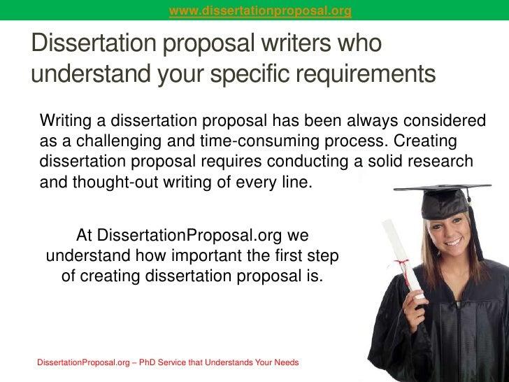 write my dissertation proposal