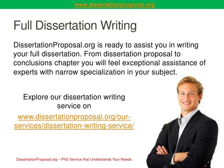 Proposal And Dissertation Help Geography