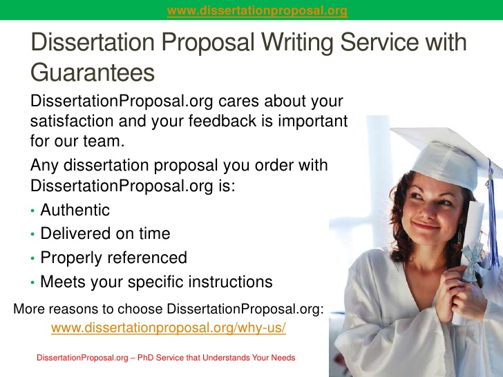 dissertation proposals & writing dissertations