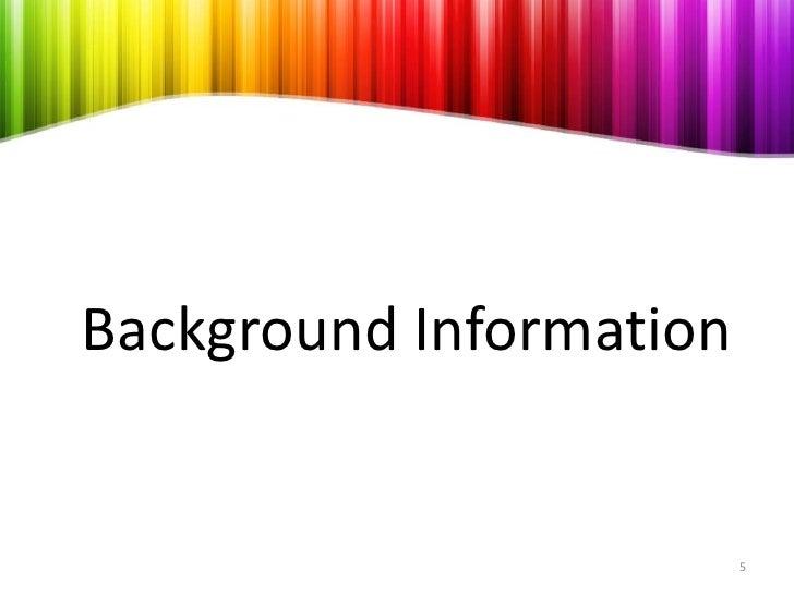 Dissertation proposal powerpoint slides