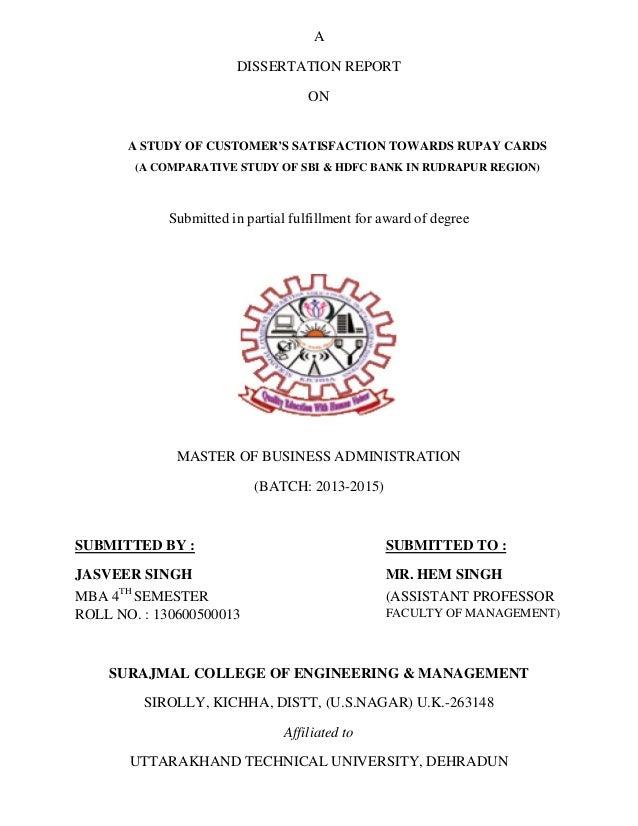 Acquisition Dissertation