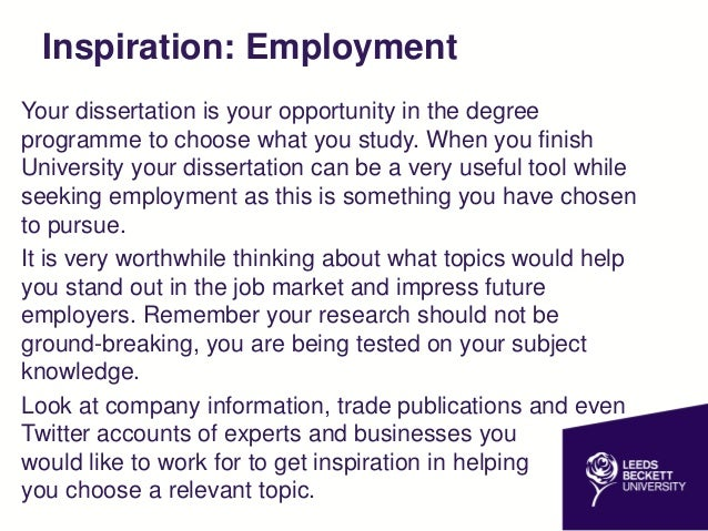 Do employers have access to your project dissertations from your first degree?
