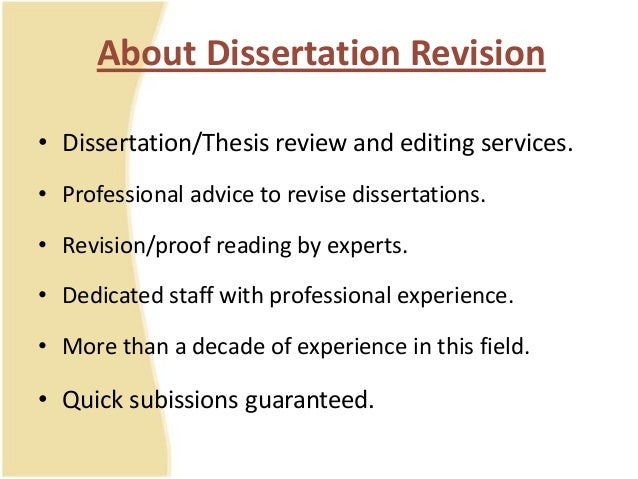 revising dissertation book L ike most graduate students, i wrote a terrible, horrible, no good, very bad dissertation, and so revising it into a book has been something of a challenge.