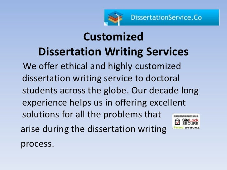 order of chapters in a dissertation Dissertation Dubai