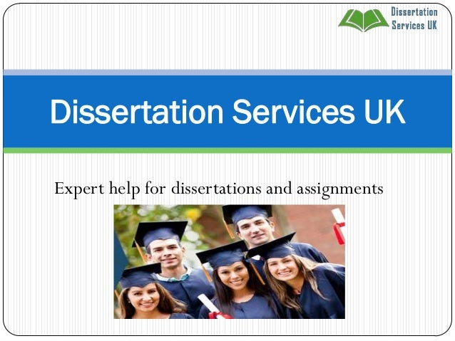 Dissertation Help Service In London