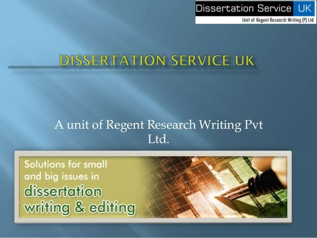 Dissertation Service Uk Library