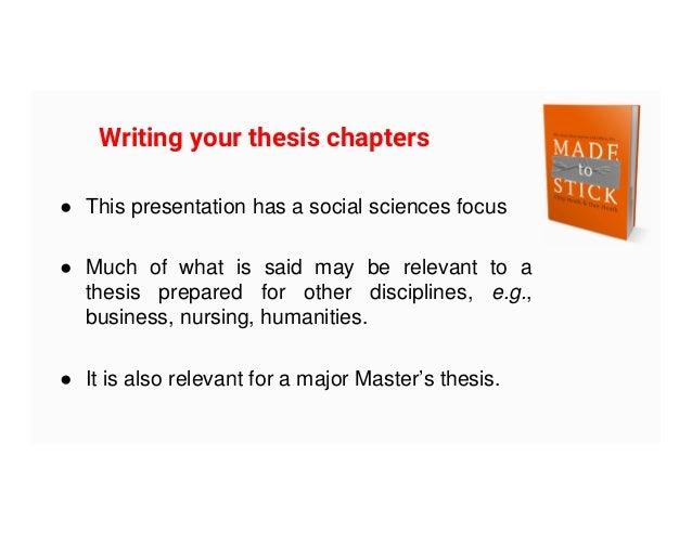 Humanities dissertation