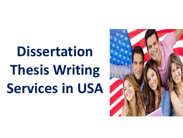 Dissertation Writing Services Usa California