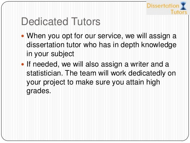 17 private Dissertation Writing tutors / Find the best Dissertation Writing tutor