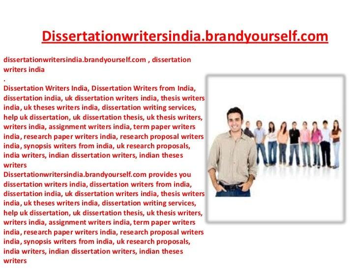 Best dissertation writing service forum