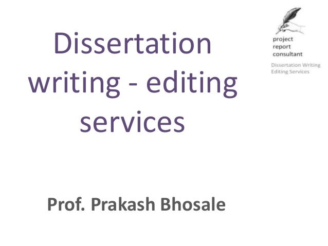 Dissertation consulting service domeny