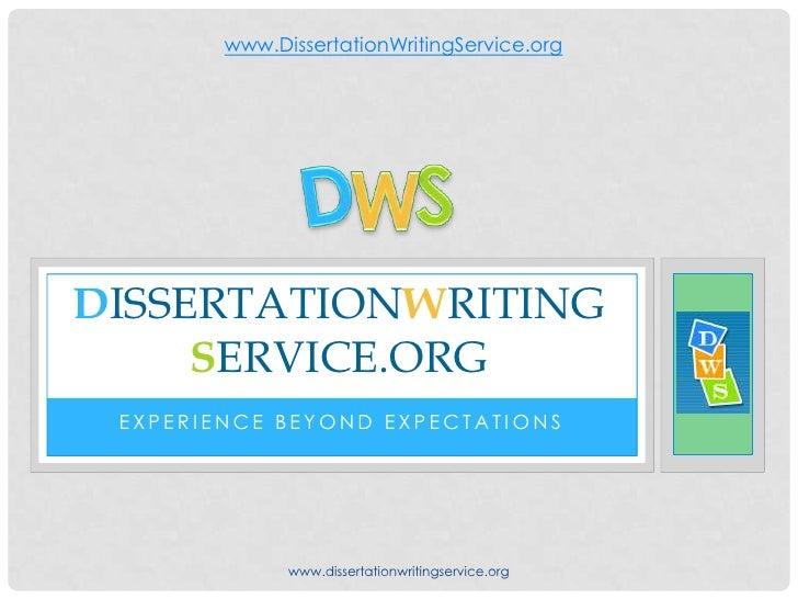 www.DissertationWritingService.orgDISSERTATIONWRITING     SERVICE.ORG EXPERIENCE BEYOND EXPECTATIONS              www.diss...