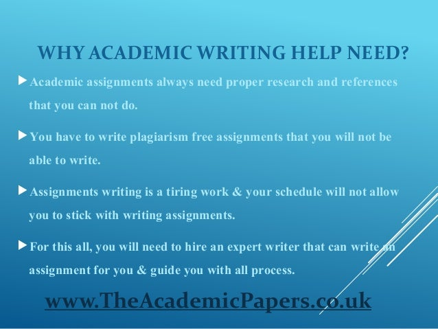 The academic papers