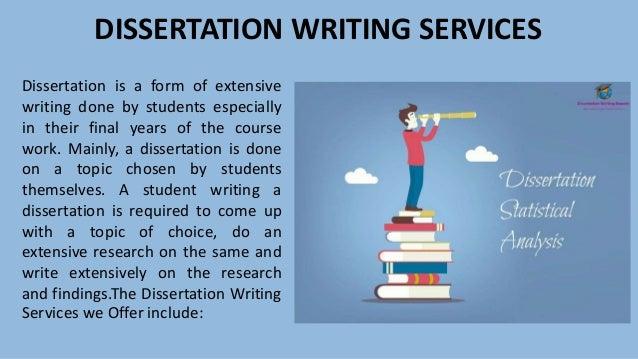 Writing My Dissertation
